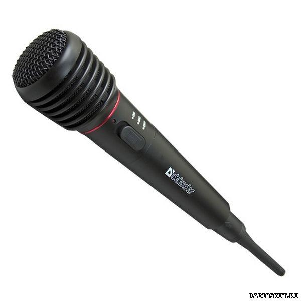Беспроводной микрофон фото