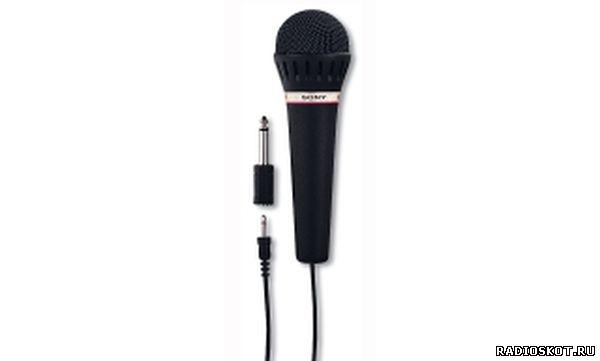Электродинамический микрофон