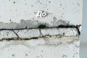 дефекты панельных швов грибок и плесень