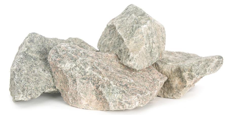 Укладывание камней в банную печь
