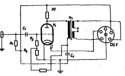 устройство лампового микрофона звуковое оборудование