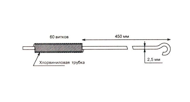 Простая рация на трех транзисторах