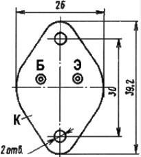 Распиновка транзистора Q4