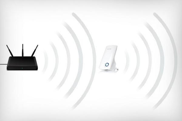 Суть репитера сигнала Wi-Fi