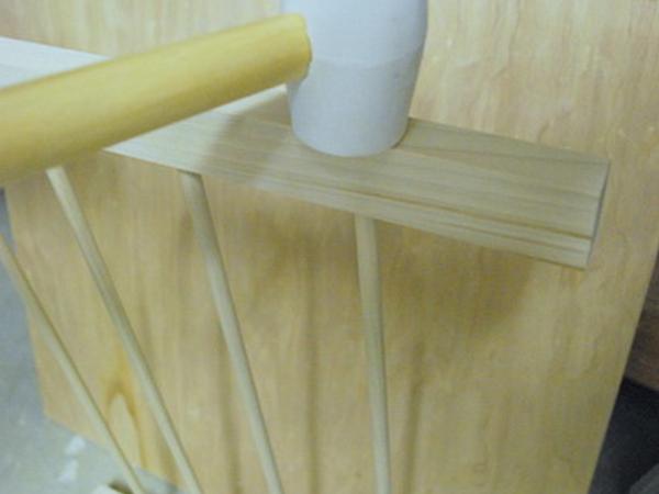 Готовим деревянную раму