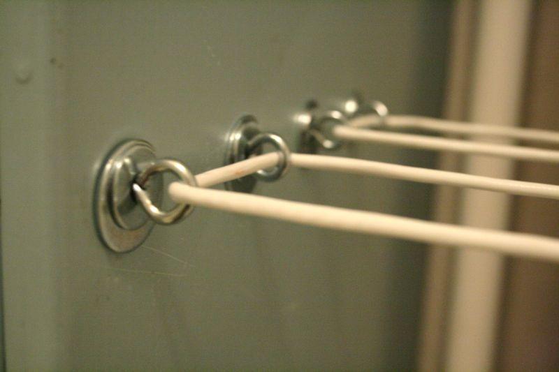 Крючки для веревки