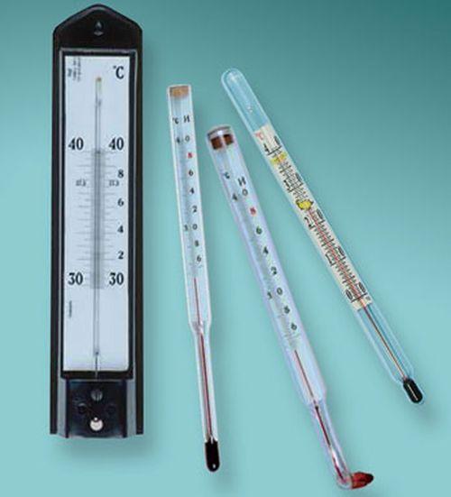 Термометры для инкубаторов
