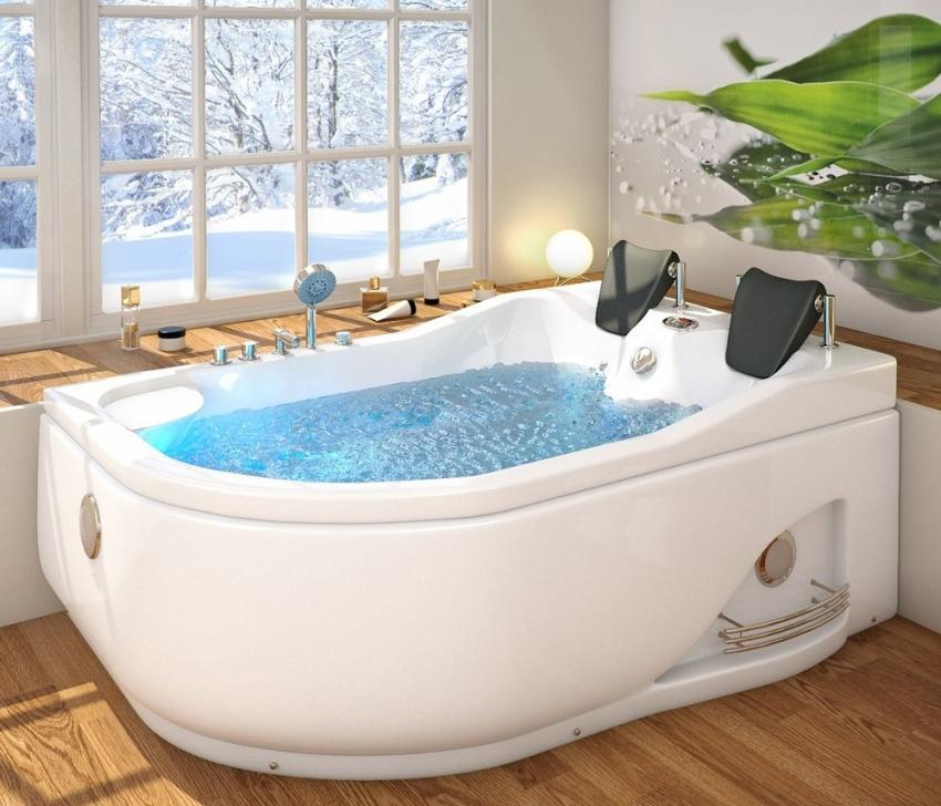 Ванные с гидромассажем потребляют довольно большое количество электроэнергии, что важно учитывать при покупке