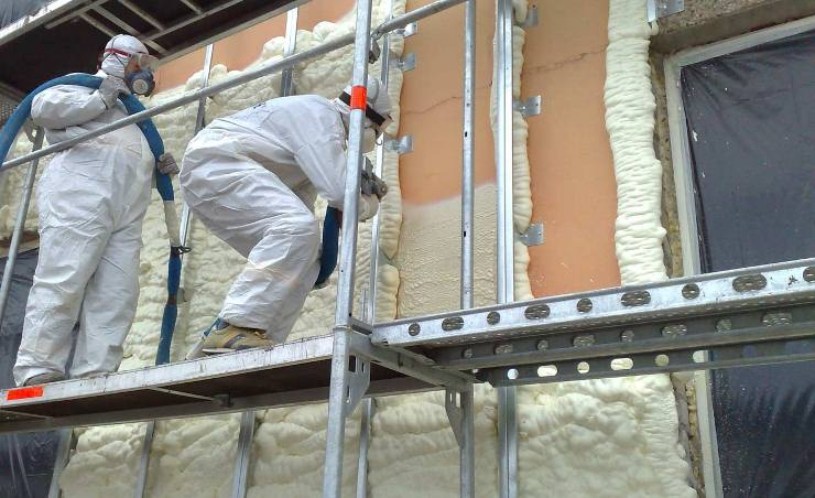 Производство пеноизола своими руками в домашних условиях
