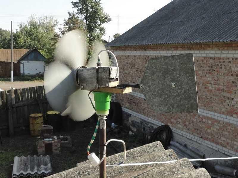 Надежный двигатель для ветрогенератора: электроника самодельного ветряка из подручных материалов, усовершенствования и доработка