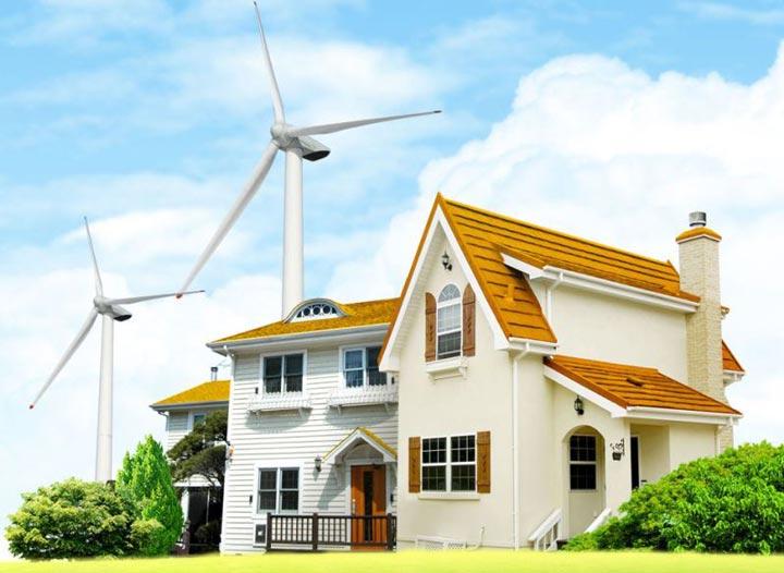 автономность от электроэнергии с помощью ветрогенератора