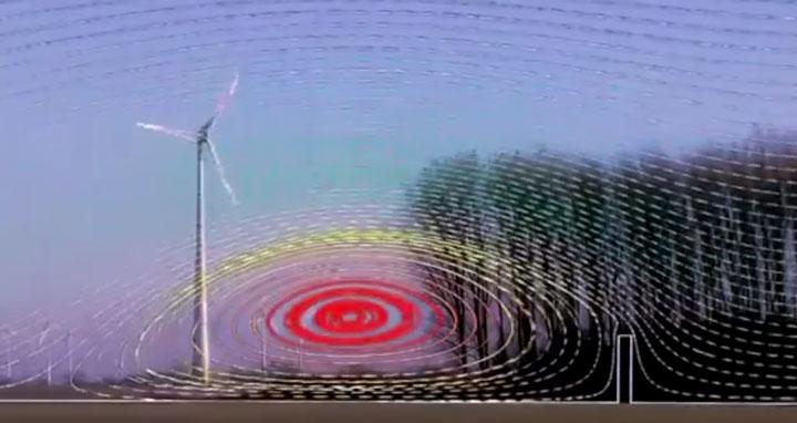 влияние деревьев леса на работу ветряка для дома