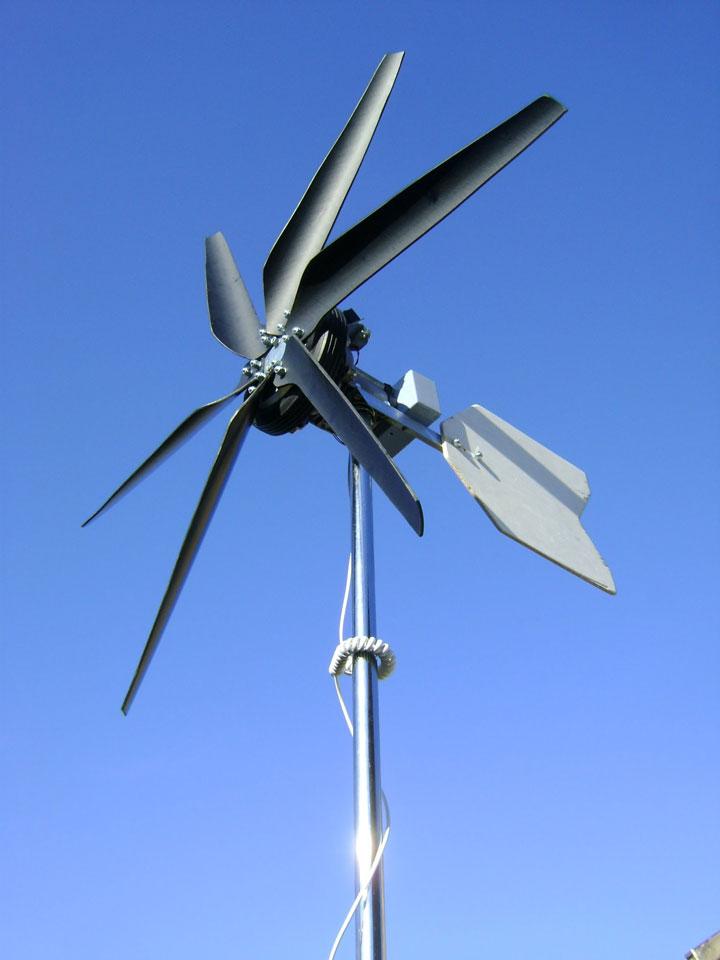 самодельные ветряки лучше или хуже