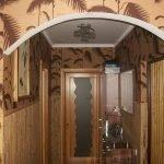 Бамбук на стенах