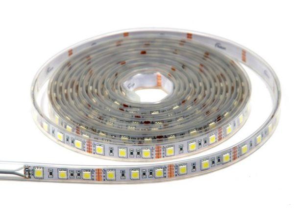 Влагозащищенная LED-лента для бассейнов