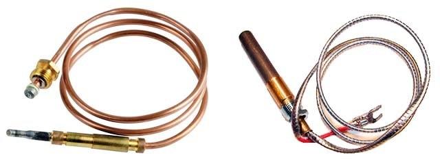Разновидности термоэлектрических датчиков