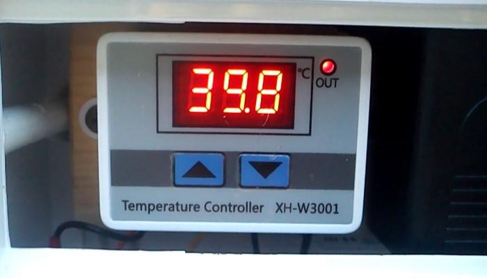 Термодатчик в конструкции
