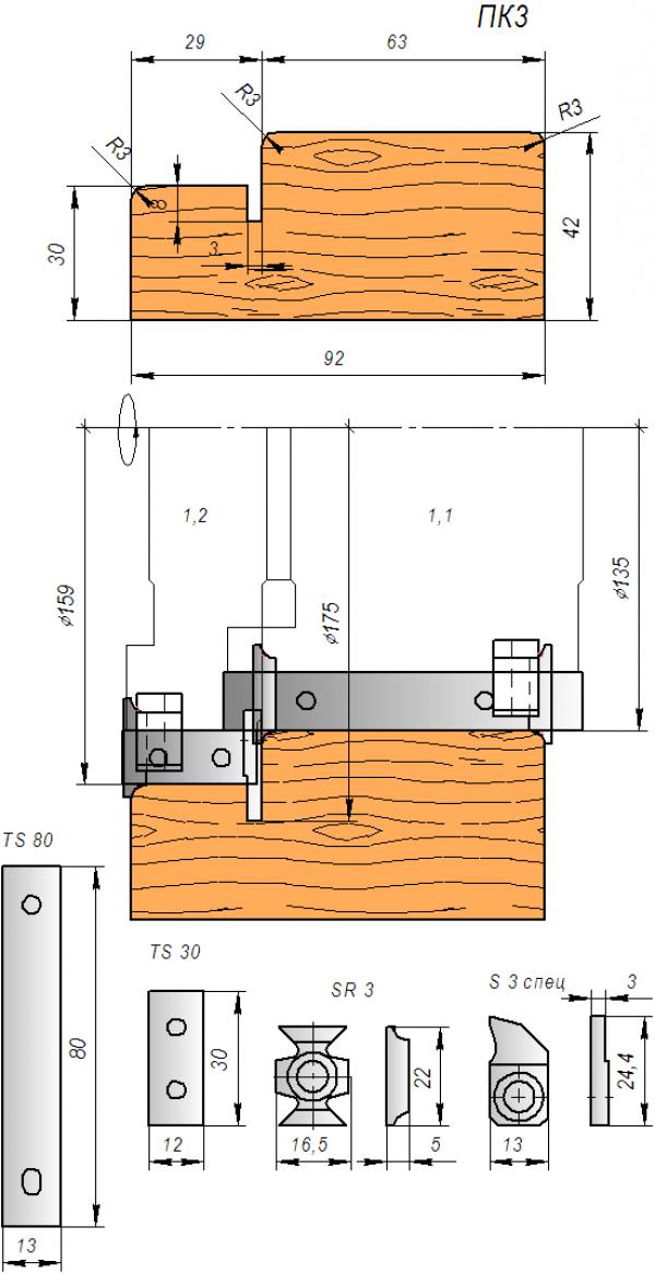 Изготовление дверной рамы