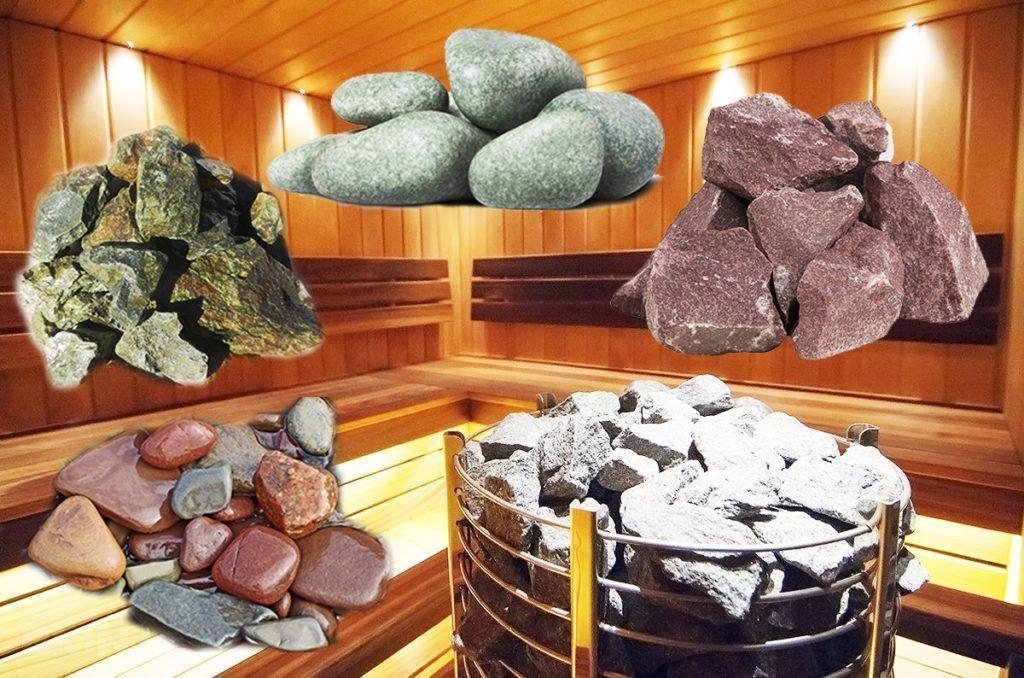 Габариты камней