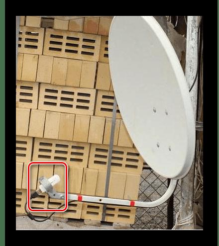 Спутниковая антенна