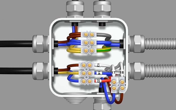 подключение датчика температуры