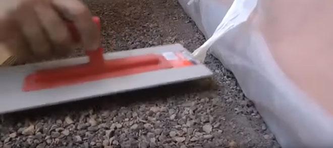 сглаживание поверхности