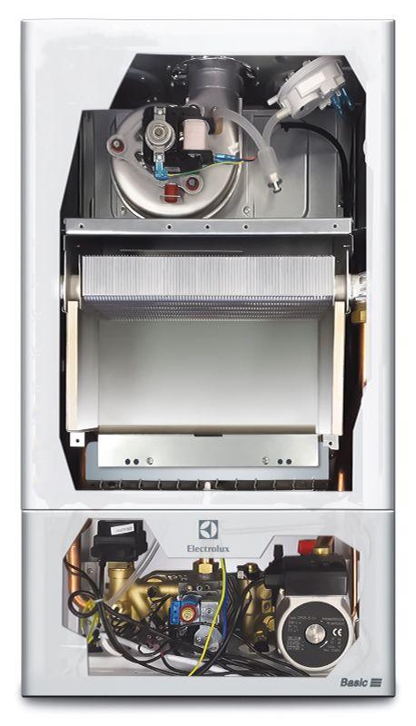 Electrolux basic space внутри