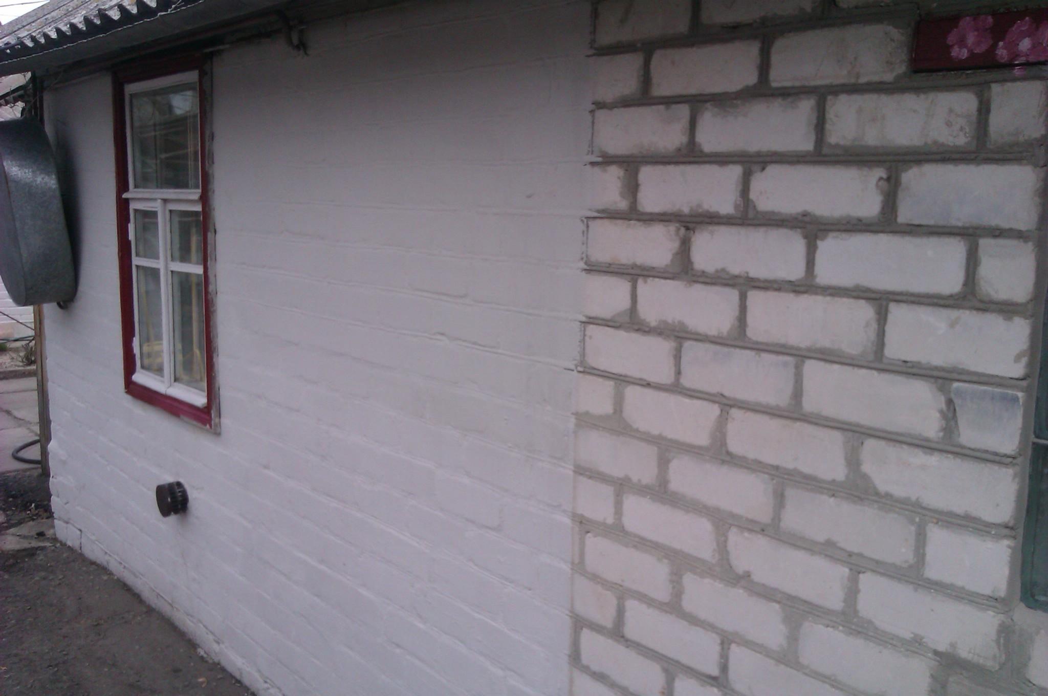 Теплоизоляционная краска на стенах