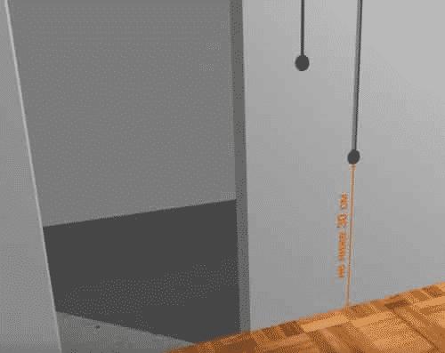 Место под терморегулятор высверливается коронкой