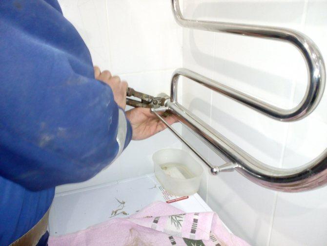 Как защитить полотенцесушитель от всех поломок