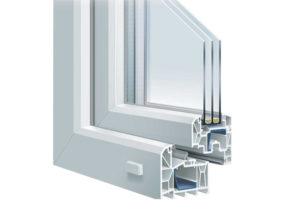 балконная дверь - профиль