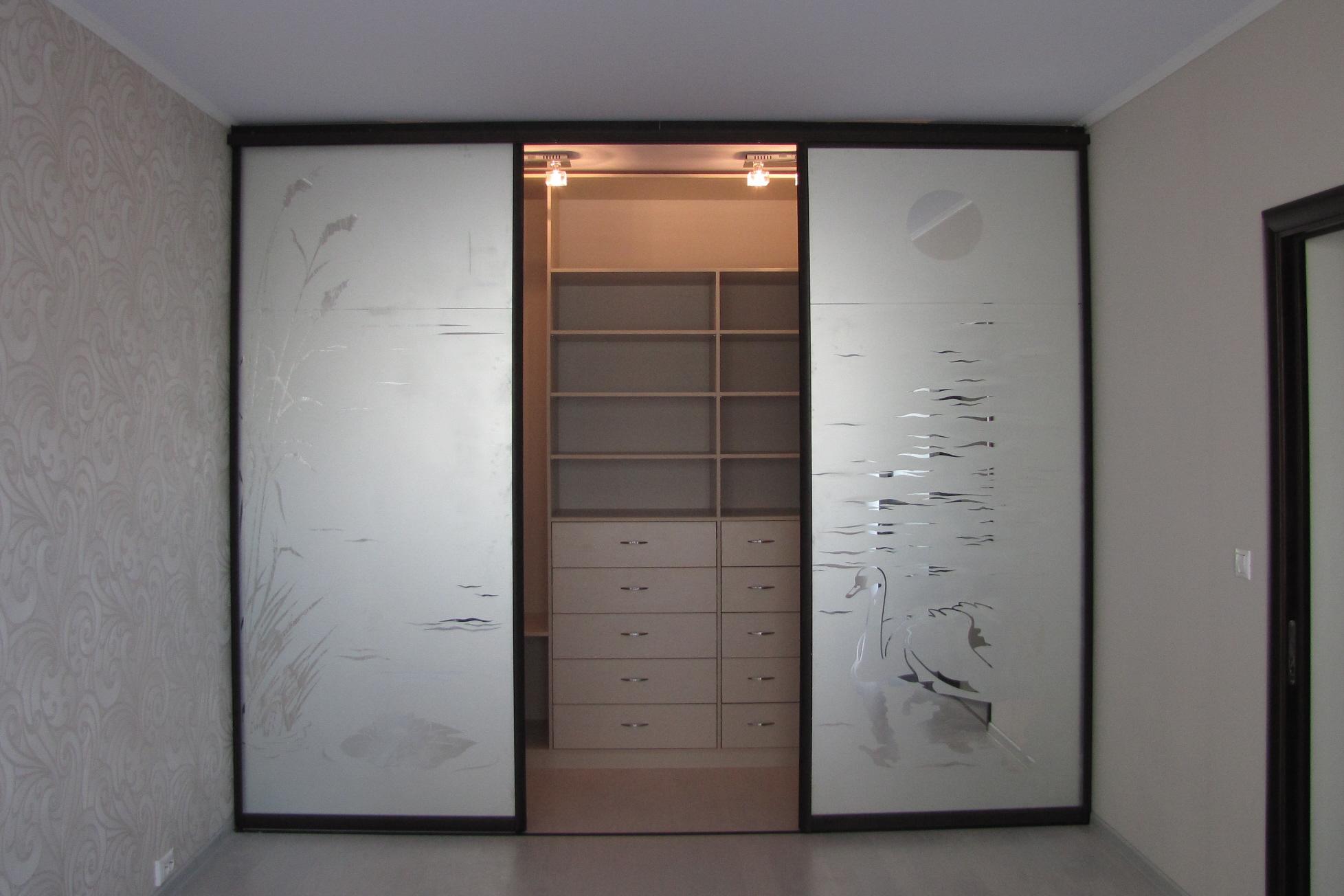 компания красивые двери для гардеробной фото цена материалы, использующиеся