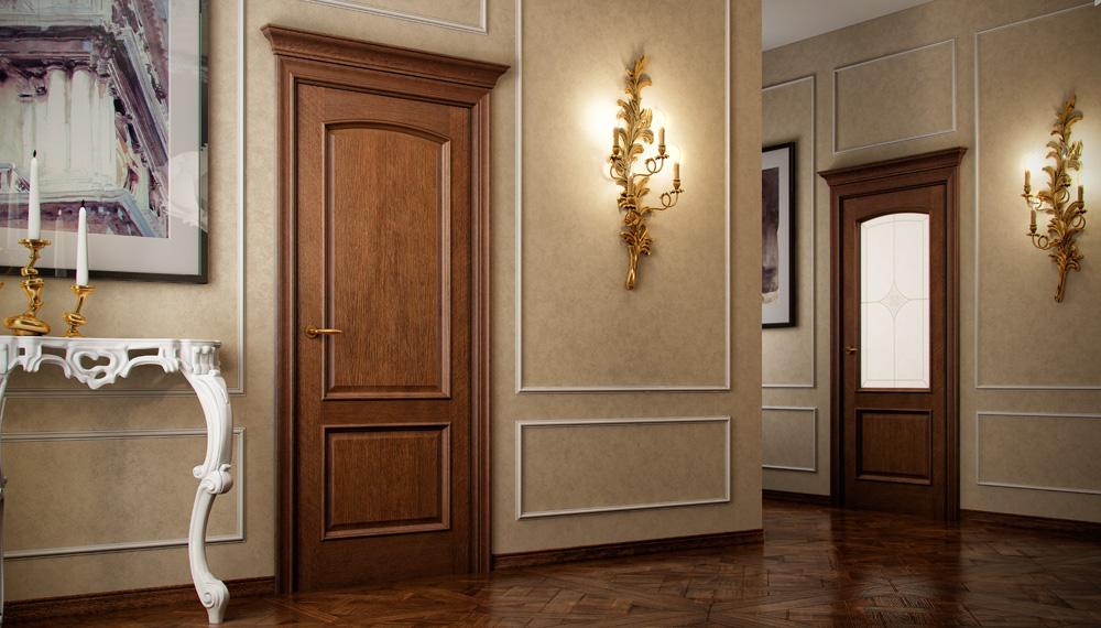 установка межкомнатных дверей 1