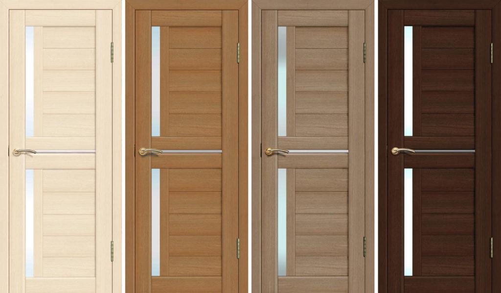 Царговые двери межкомнатные