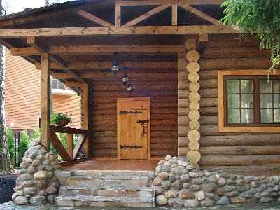 Какие выбрать двери для бани и сауны