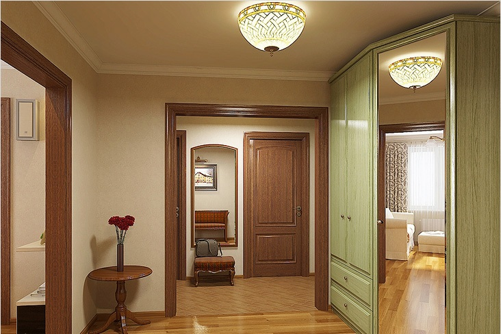 Дверной проем без двери 1