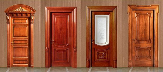 Филенчатые двери - достоинства и недостатки