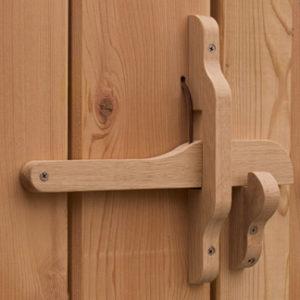 Банные двери своими руками