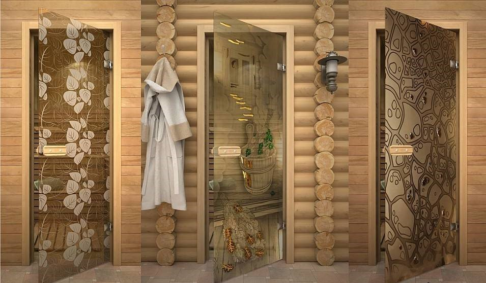 Как самому сделать дверь в баню