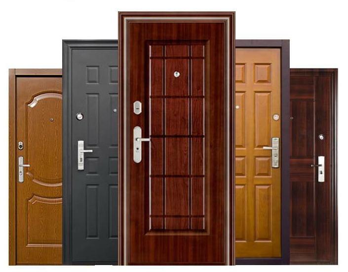 Как выбрать стальную входную дверь