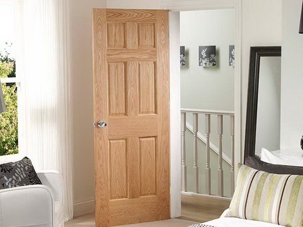 Мазонитовые двери – конструктивные особенности и характеристики
