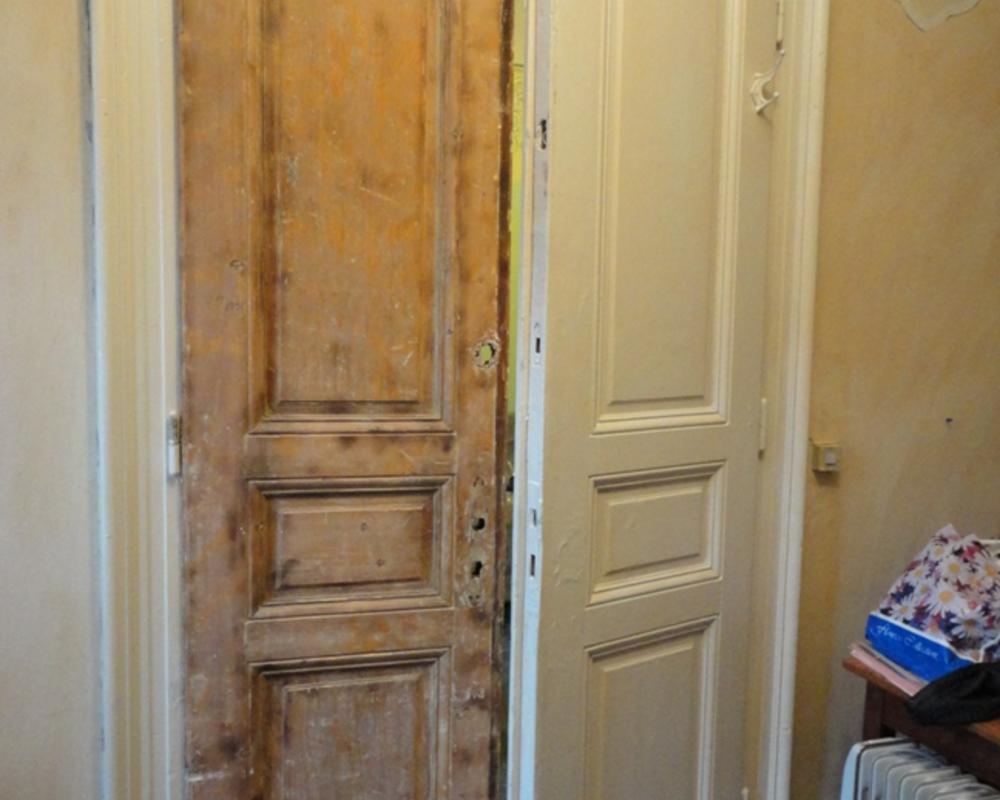 Реставрировать своими руками межкомнатные дверь
