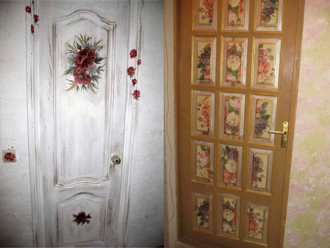Реставрация дверей своими руками фото 87