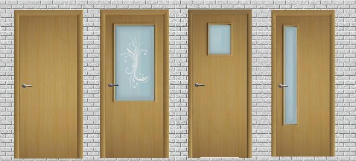 Строительные двери - модели