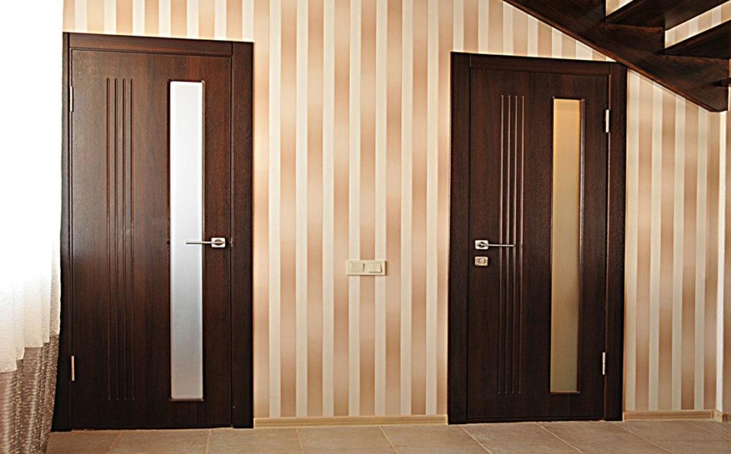Основные виды межкомнатных дверй