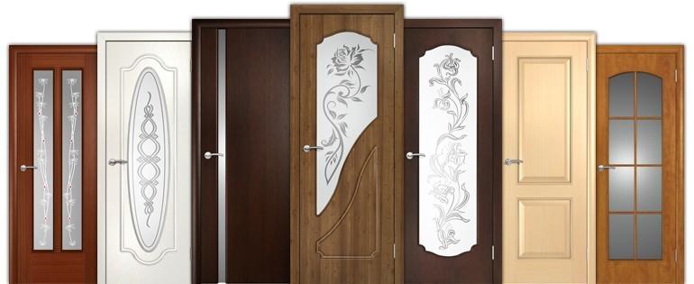 Виды межкомнатных дверей в интерьере