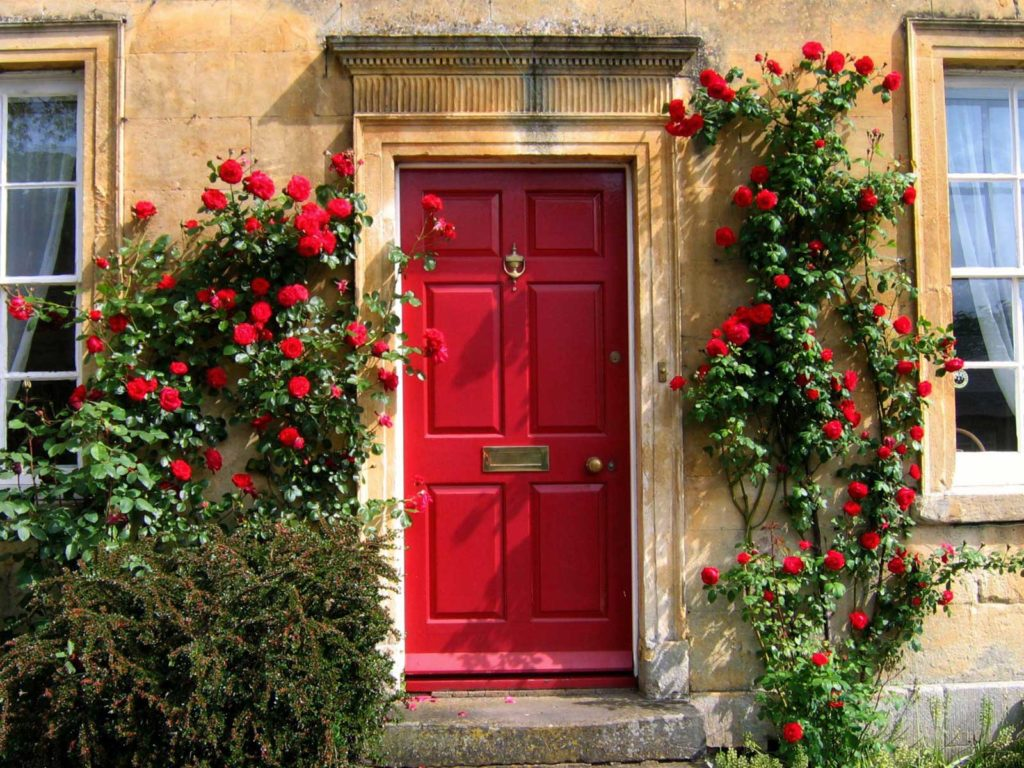 Входная дверь по Фэн-шуй