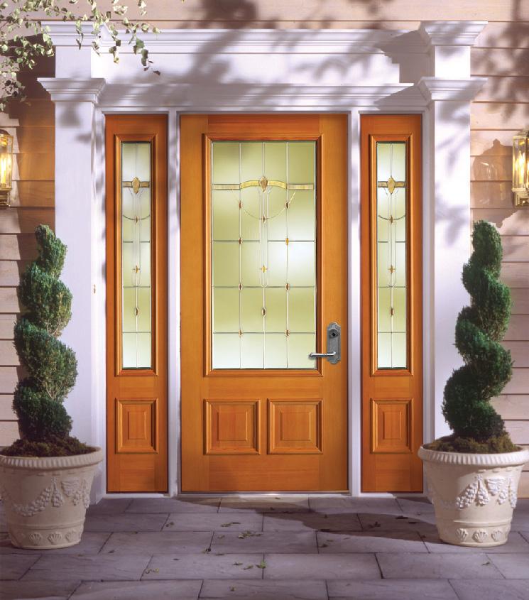Входная дверь по принципам Фэн-шуй