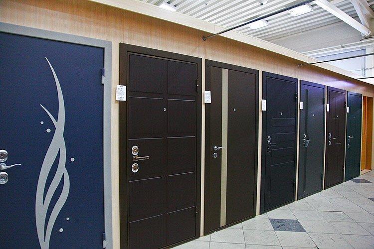 входные двери - отделка