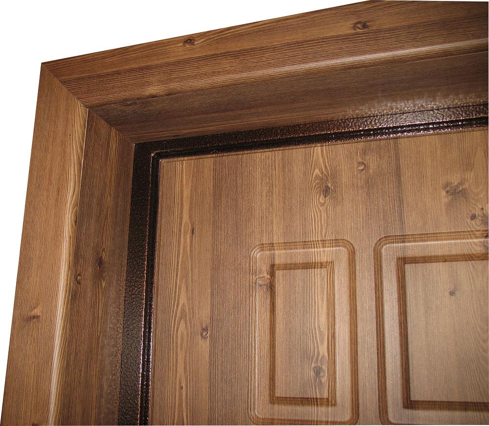 Доборы на входные двери - преимущества